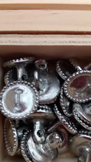 pewter buttons